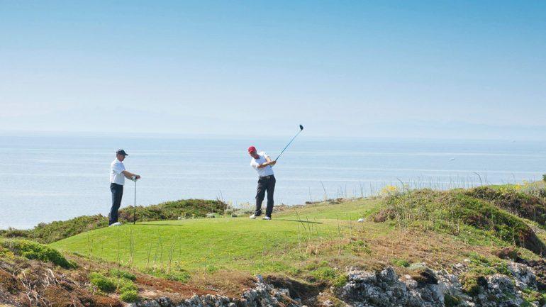 "<span class=""entry-title-primary"">Golf de Sperone</span> <span class=""entry-subtitle"">Bonifacio, Corsica</span>"