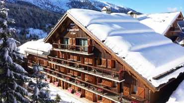 "<span class=""entry-title-primary"">Le Grand Coeur & Spa</span> <span class=""entry-subtitle"">Meribel, France</span>"
